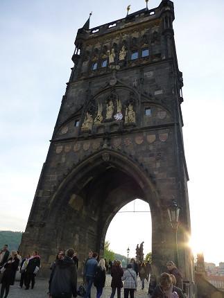 カレル橋、たもと、展望、観光 (10).jpg