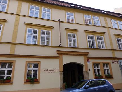 ホテル レオナルド プラハ、カレル橋、旧市街、近い、便利.jpg