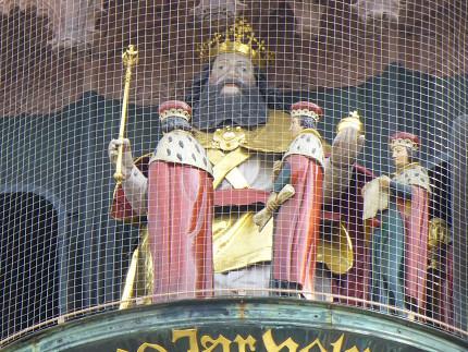 ニュルンベルク、フラウエン教会、観光、中央広場、仕掛け時計 (3).jpg