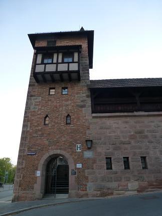ニュルンベルク、城壁.jpg