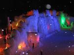 層雲峡氷瀑祭り2