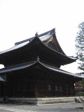 京都・妙心寺、法堂