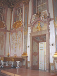 ミラベル宮殿内のマルモアザール(大理石の間)